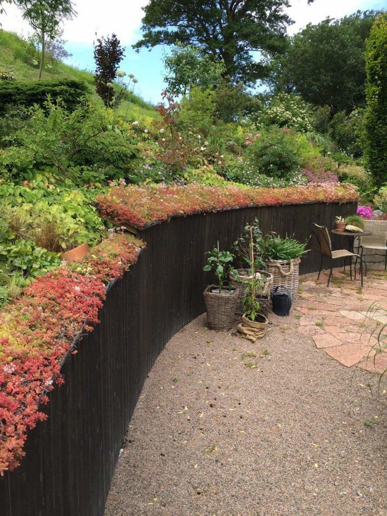 Trädgård plank trädgård : Inspiration - Turfman